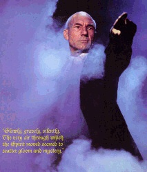 show poster - A Christmas Carol With Patrick Stewart