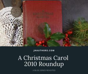 A CHRISTMAS CAROL ROUNDUP